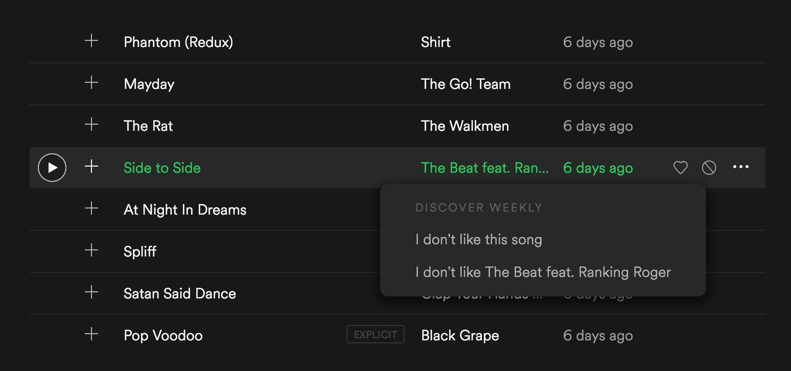 Spotify - OTT platform