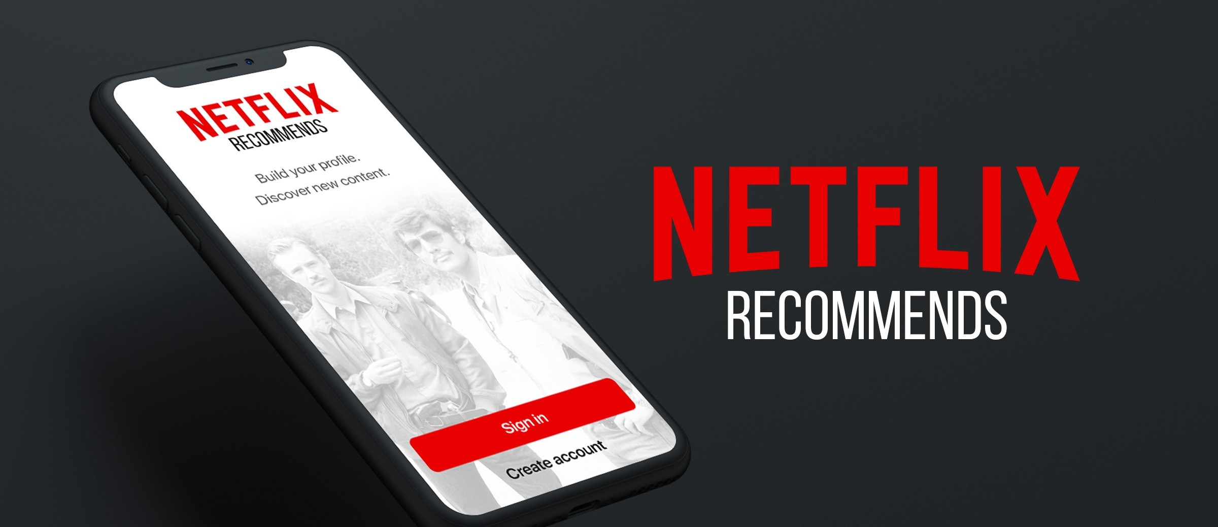 Netflix - OTT platform