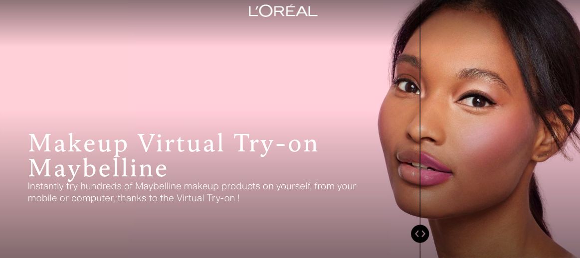 Virtual Makeup Try on
